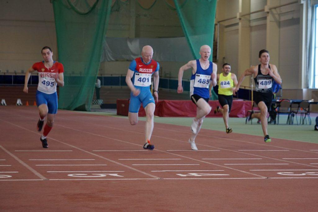 Определены победители Всероссийских соревнований по легкой атлетике спорта слепых, завершившихся в Саранске