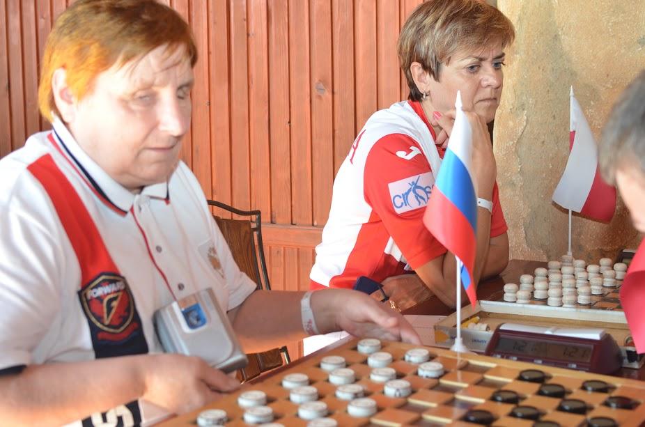 Российские шашисты спорта лиц с ПОДА и спорта слепых завоевали 5 золотых медалей по итогам чемпионата и первенства мира по стоклеточным шашкам в Болгарии