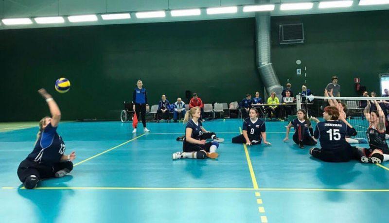 Женская команда Россия-1 по волейболу сидя стала победителем международного традиционного  турнира в г. Настола (Финляндия)