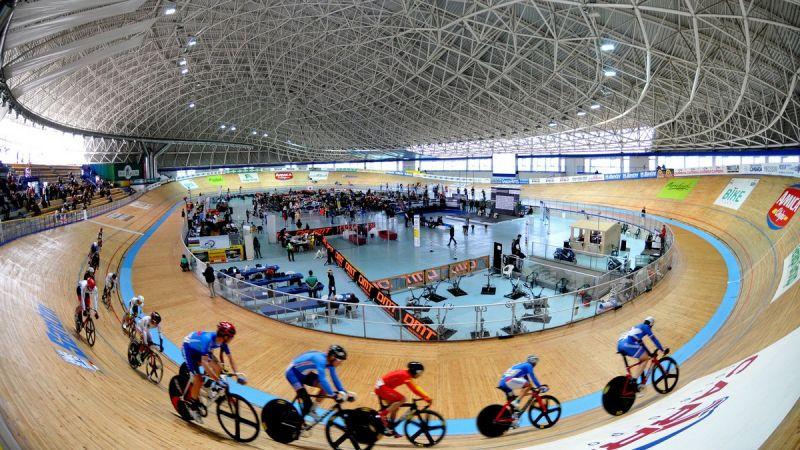 Сборная команда России по велоспорту среди лиц с ПОДА примет участие в чемпионате мира на треке в США