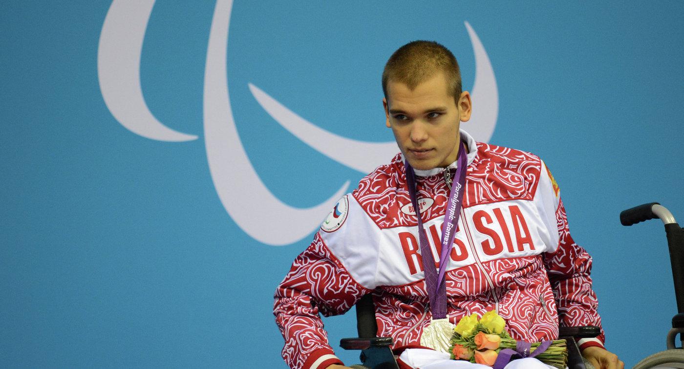 Послы паралимпийского спорта. Дмитрий Кокарев