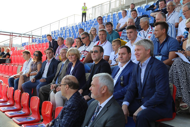 На Олимпийском гребном канале «Крылатское» состоялись соревнования в рамках Кубка Президента РФ по гребле на байдарках и каноэ