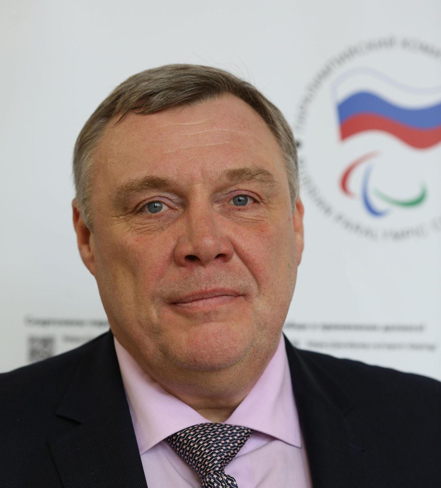 Б.В. Иванюженков избран председателем Совета Всероссийской Федерации спорта лиц с поражением опорно-двигательного аппарата