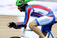 В г. Омске прошел первый день чемпионата России по велоспорту-трек среди спортсменов с ПОДА