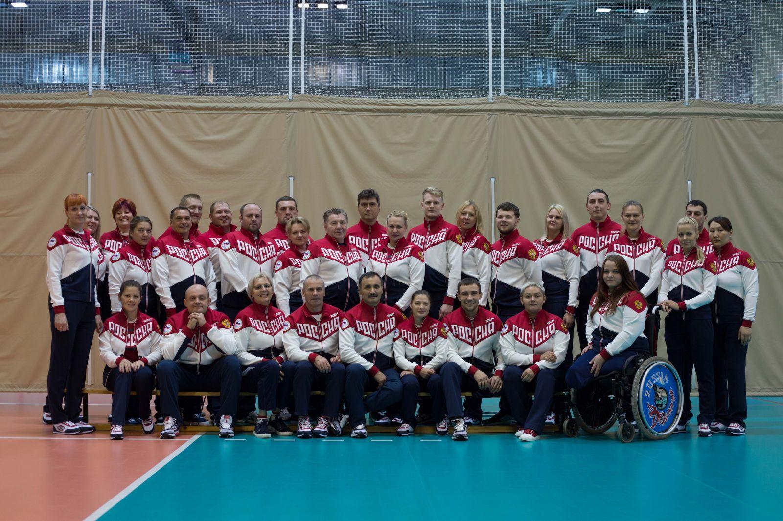 Мужская и женская сборные команды России по волейболу сидя примут участие в чемпионате мира в Нидерландах