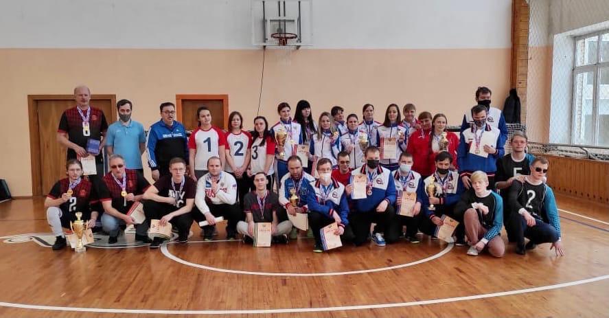 В Раменском определены победители чемпионата России по торболу спорта слепых