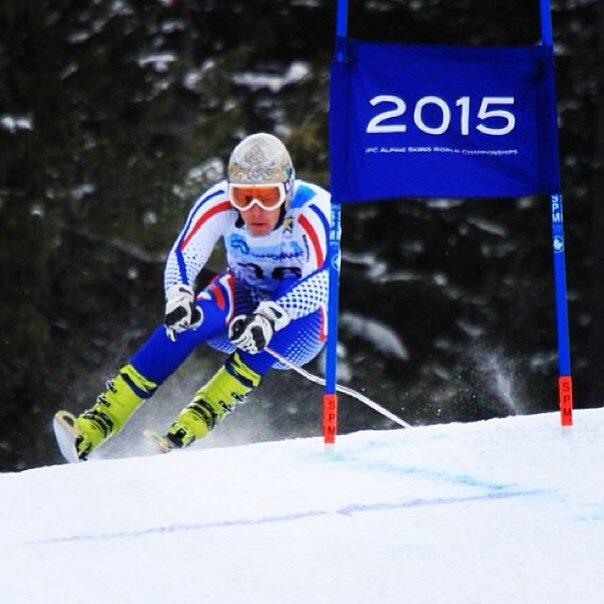 Российские горнолыжники завоевали две серебряные медали в финальный день этапа Кубка мира среди спортсменов с поражением опорно-двигательного аппарата и нарушением зрения во Франции