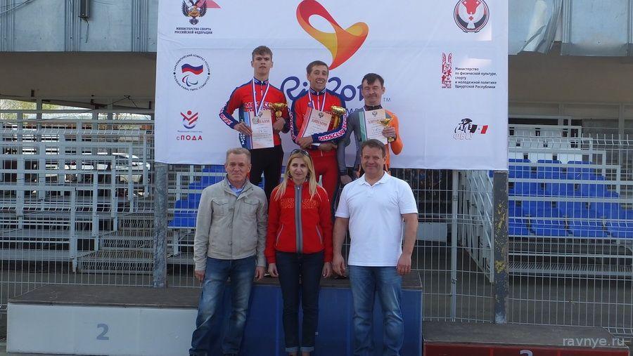 Определены победители чемпионата России по велоспорту на шоссе