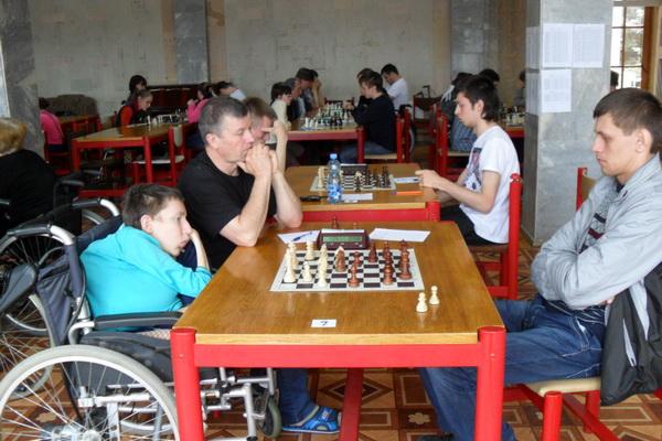 Российские паралимпийцы выступили на XXXXII Всемирной шахматной олимпиаде в Баку