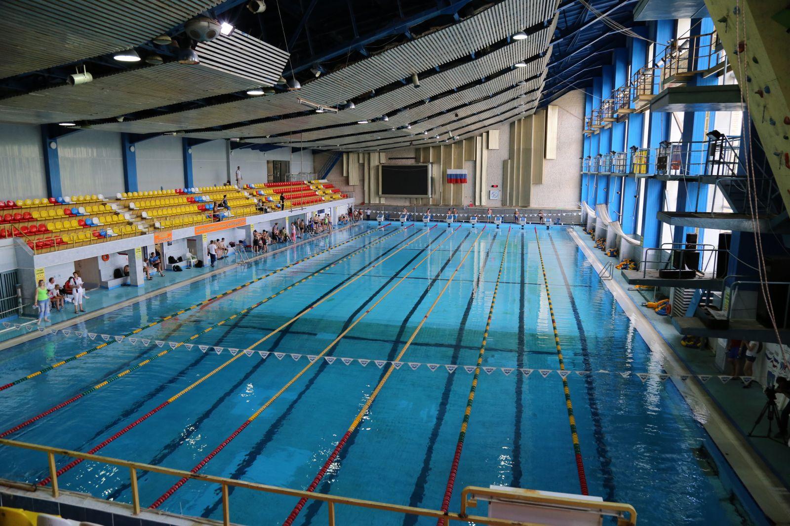 Москва выиграла общекомандный зачет первенства России по плаванию спорта слепых, завершившегося в Раменском