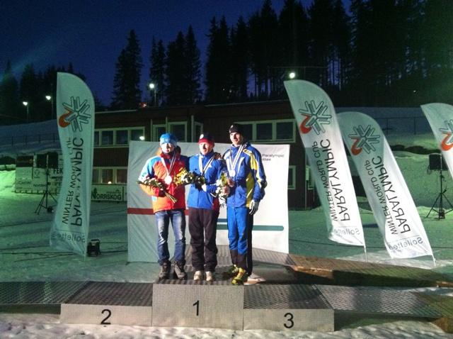 На Чемпионате мира по по лыжным гонкам и биатлону среди спортсменов с поражением опорно-двигательного аппарата и нарушением зрения в Швеции российские спортсмены завоевали  две золотые, три серебряные и три бронзовые медали в гонке на длинную дистанцию св