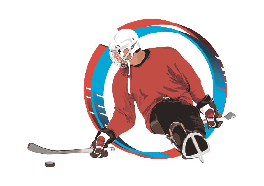 Сильнейшие клубы в Сочи определят победителей и призеров чемпионата России по хоккею-следж