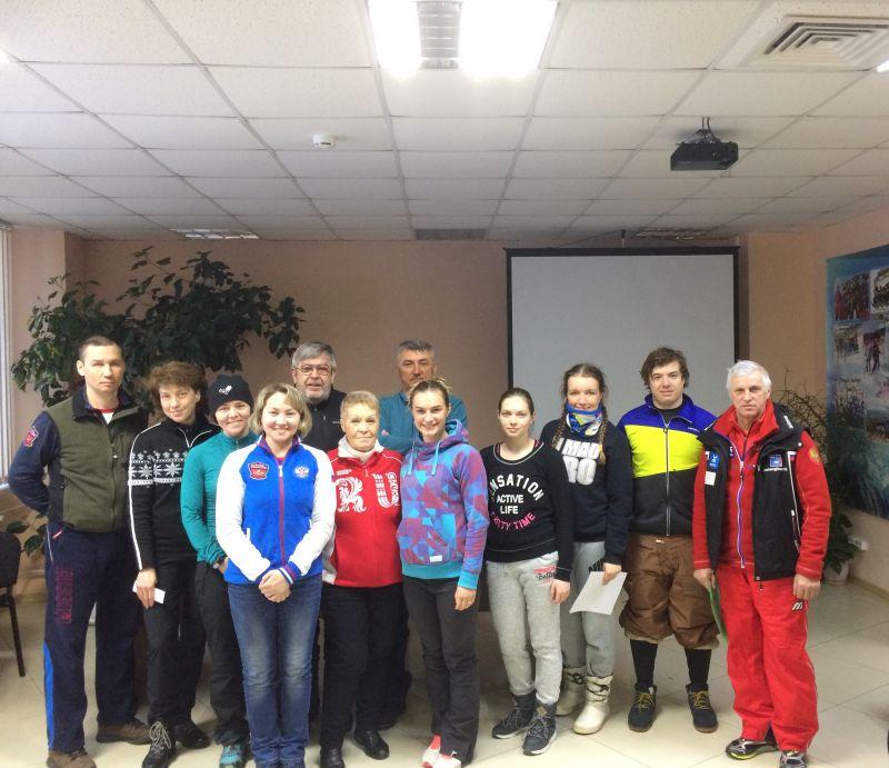 ПКР совместно с Всероссийской Федерацией спорта лиц с ПОДА провели Всероссийский семинар по классификации спортсменов в горнолыжном спорте