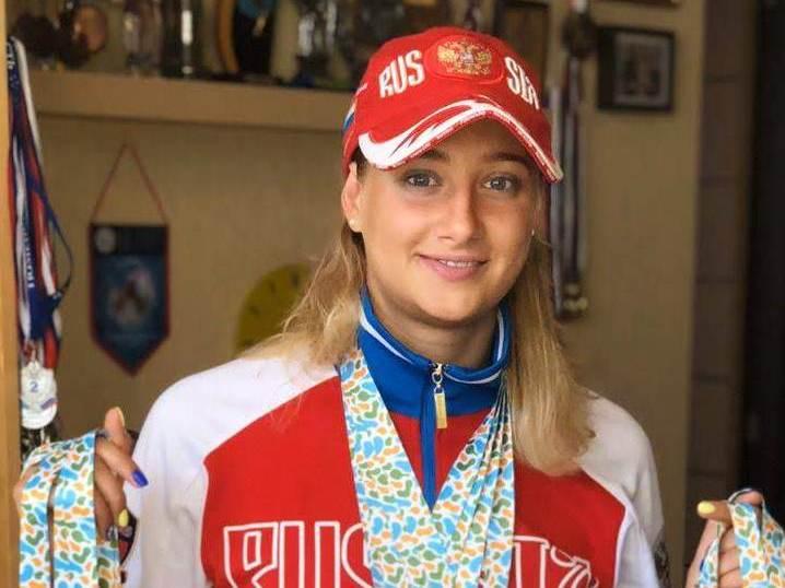 Сильнее обстоятельств – 5-кратная чемпионка мира по плаванию спорта лиц с ИН Валерия Шабалина