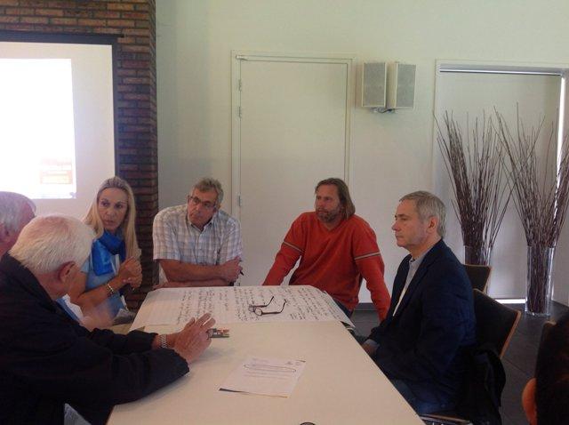 П. А. Рожков в г. Стадсканал (Нидерланды) принял участие в Саммите по развитию Международной спортивной федерации колясочников  и ампутантов (IWAS)