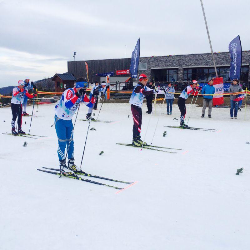 6 золотых и 6 серебряных медалей завоевали российские спортсмены на чемпионате мира и Европы по лыжным гонкам ЛИН во Франции