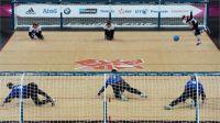 Мужская сборная команда России по голболу заняла второе место на чемпионате Европы дивизиона «С»