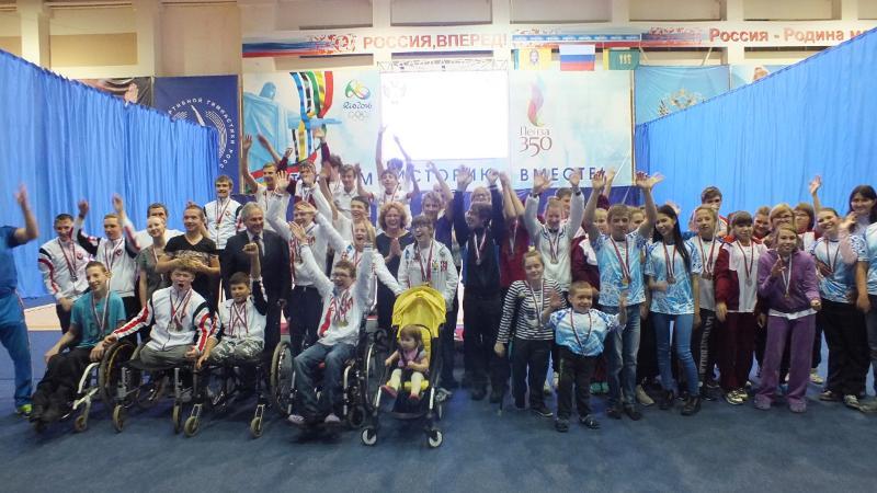 В г. Пензе завершилась Всероссийская зимняя спартакиада детей-инвалидов по спорту лиц с поражением опорно-двигательного аппарата