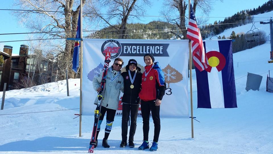 Российский горнолыжник Иван Францев завоевал три бронзовые медали на заключительном этапе Кубка мира в США
