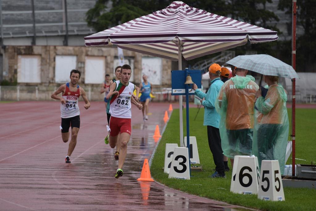 Российские легкоатлеты выиграли 15 золотых медалей, 11 серебряных и 8 бронзовых в четвертый день Всемирных игр колясочников и ампутантов IWAS-2015 в Сочи