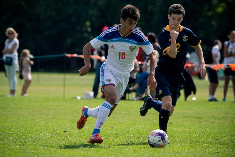 Восемь команд определят победителя первенства России по футболу лиц с заболеванием ЦП и кандидатов в молодежную сборную страны