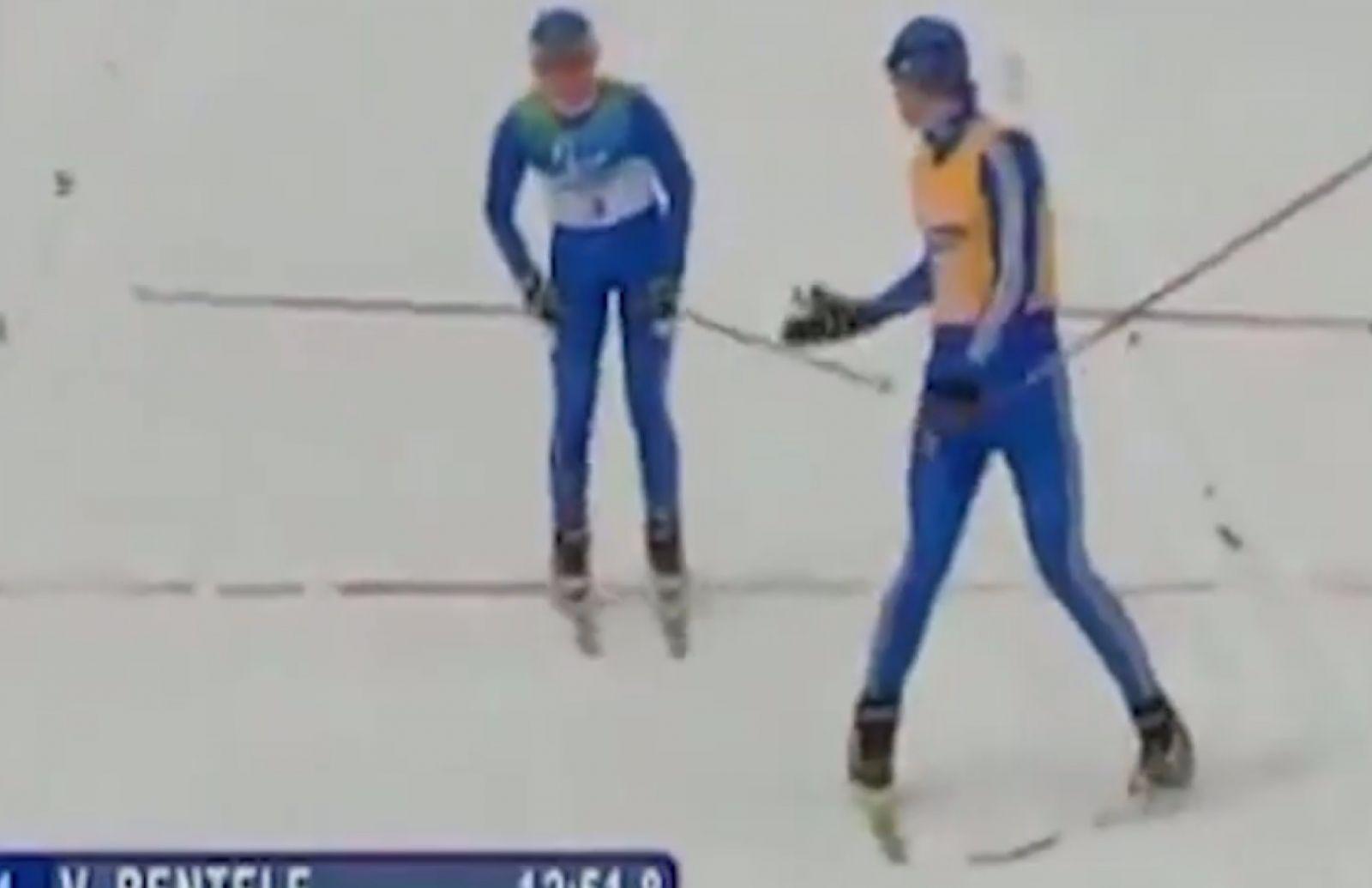 Сильнее обстоятельств – 6-кратная чемпионка, 8-кратный серебряный и 3-кратный бронзовый призер Паралимпийских игр по лыжным гонкам и биатлону спорта слепых Михалина Лысова