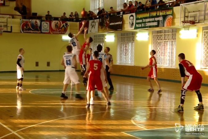 Сборная Свердловской области в г. Череповце (Вологодская область) стала победителем чемпионата России по баскетболу спорта ЛИН среди мужчин