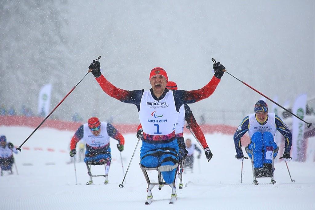 Сильнее обстоятельств - 6-кратный чемпион Паралимпийских игр Роман Петушков