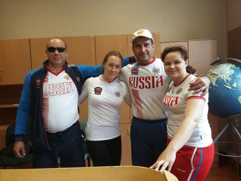 Бронзовая медаль Ирины Лавровой - первая награда россиян на международных соревнованиях по настольному теннису спорта слепых