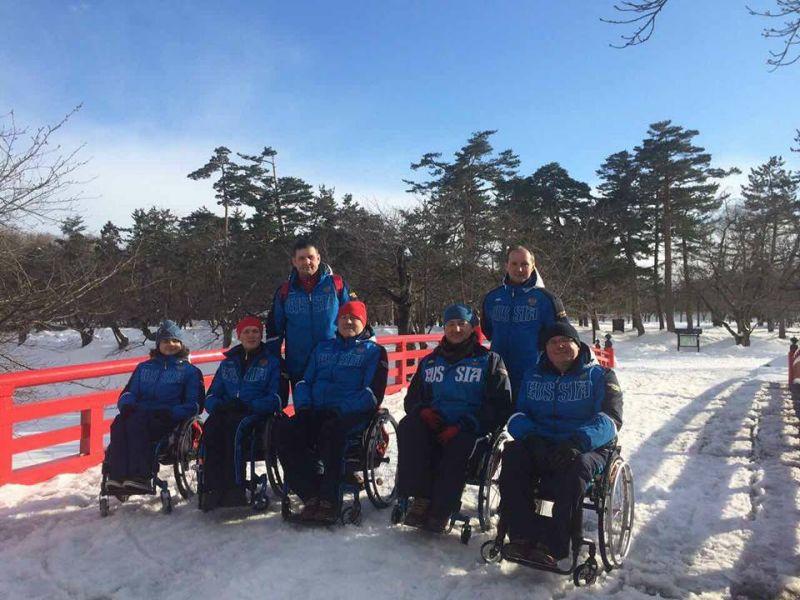 Сборная России по керлингу на колясках будет защищать звание сильнейшей команды планеты на чемпионате мира в Южной Корее