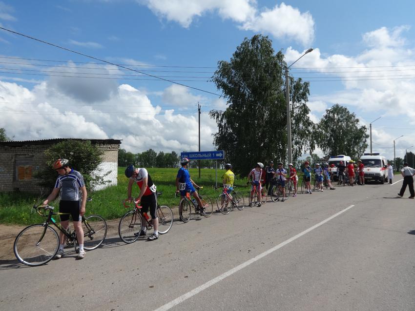 Ирина Никитина одержала три победы на чемпионате России по велоспорту на шоссе спорта ЛИН