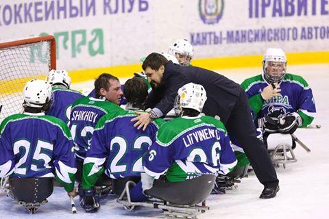 СХК «Югра» стал победителем крупного международного турнира по следж-хоккею в г. Буффало (США)