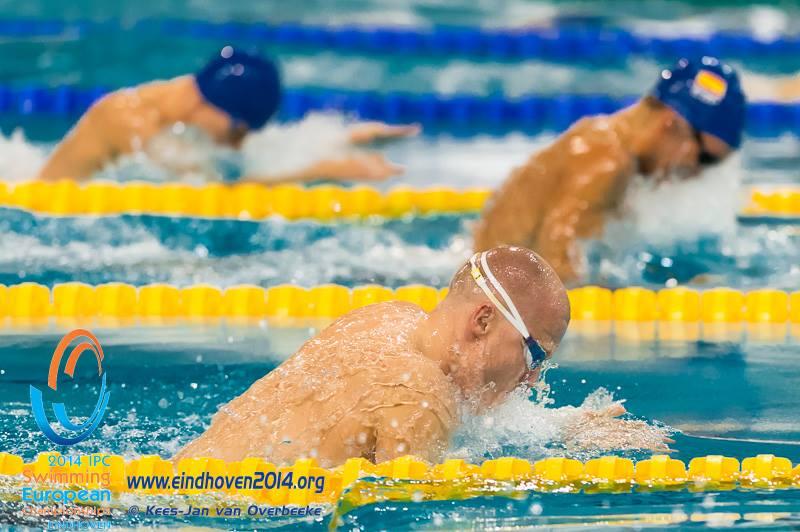 Сборная команда России  вышла на второе место в общекомандном зачете после 4 дня чемпионата Европы по плаванию спорта лиц с ПОДА, спорта слепых и спорта лиц с ИН