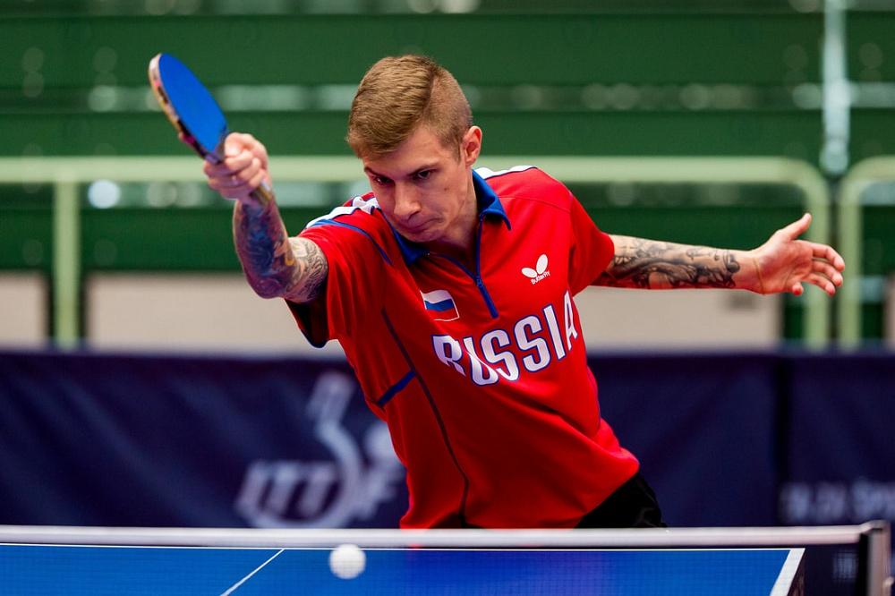 Российские спортсмены примут участие в международных соревнованиях по настольному теннису спорта лиц с ПОДА в Таиланде