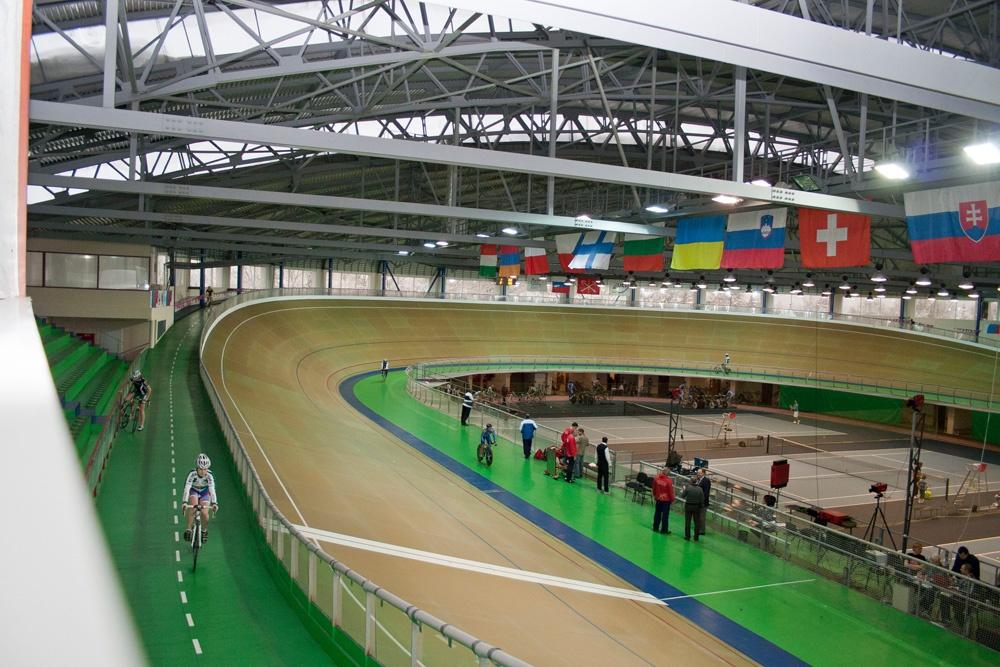 Сильнейшие велосипедисты страны в Санкт-Петербурге будут бороться за медали чемпионата России по велоспорту на треке среди лиц с ПОДА