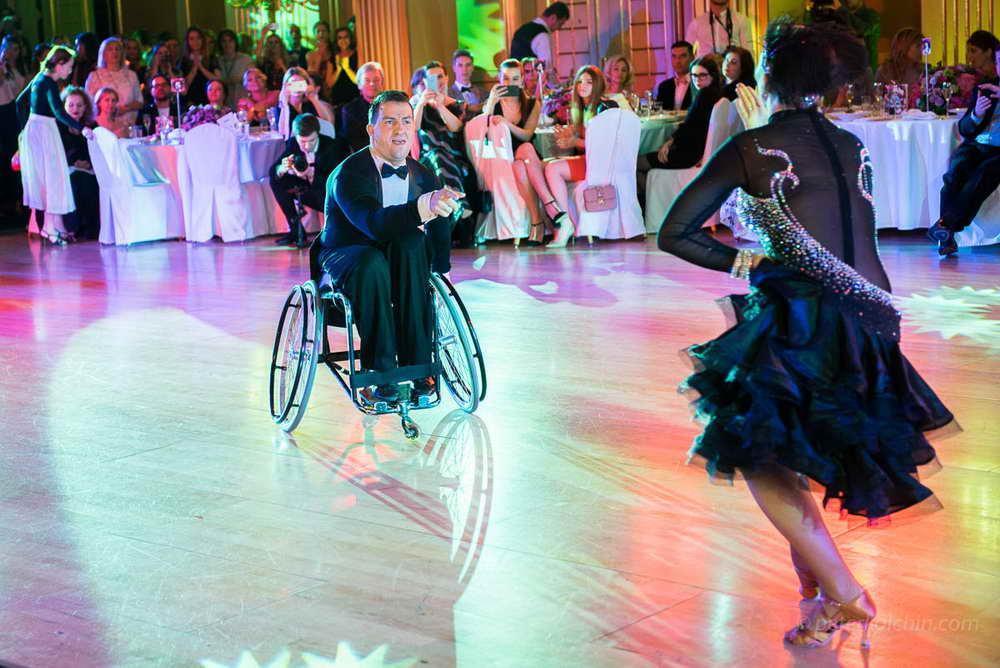 Представители 12 регионов страны в г. Санкт-Петербурге примут участие в чемпионате России по спортивным танцам на колясках