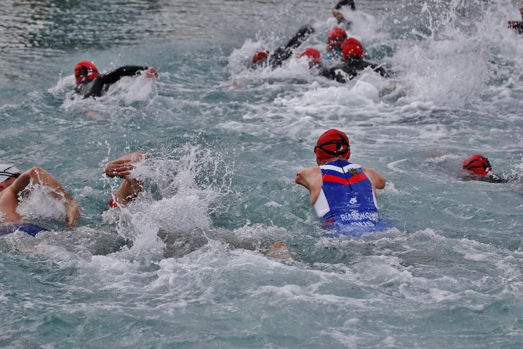 Российские паратриатлонисты примут участие в чемпионате Европы в Испании
