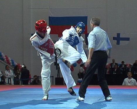 В г. Березники (Пермский край) завершился чемпионат России по паратхэквондо, который проходил с 26 по 28 сентября