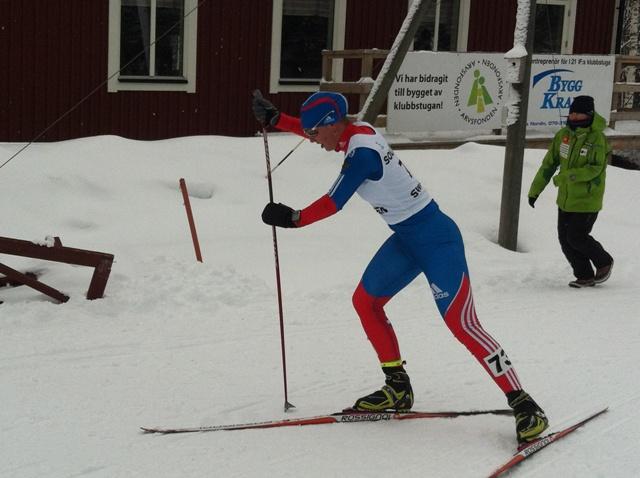 На Чемпионате мира  в Швеции  прошли соревнования по  биатлону  на длинную  дистанцию
