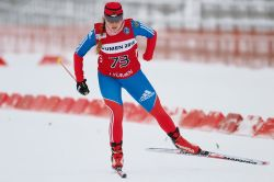 Российские спортсмены одержали пять побед в первый день биатлонных забегов I этапа Кубка мира в Тюмени