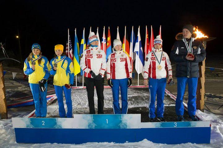Сборная команда России завоевала 11 медалей (5 золотых, 3 серебряные и 3 бронзовые) в 3-ий день чемпионата мира по лыжным гонкам и биатлону спорта лиц с ПОДА и спорта слепых в США