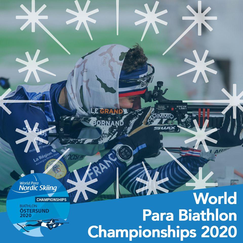 Сборная команда России примет участие в чемпионате мира по биатлону МПК в Швеции