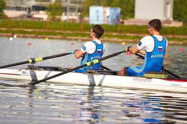 Гребцы из Московской области доминировали на втором этапе Кубка России в Крылатском