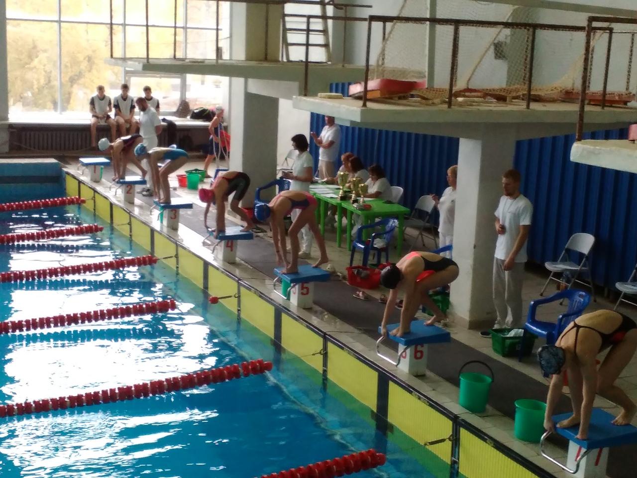 Сборная команда города Москвы выиграла общекомандный зачет первенства России по плаванию среди спортсменов с ПОДА в Дзержинске