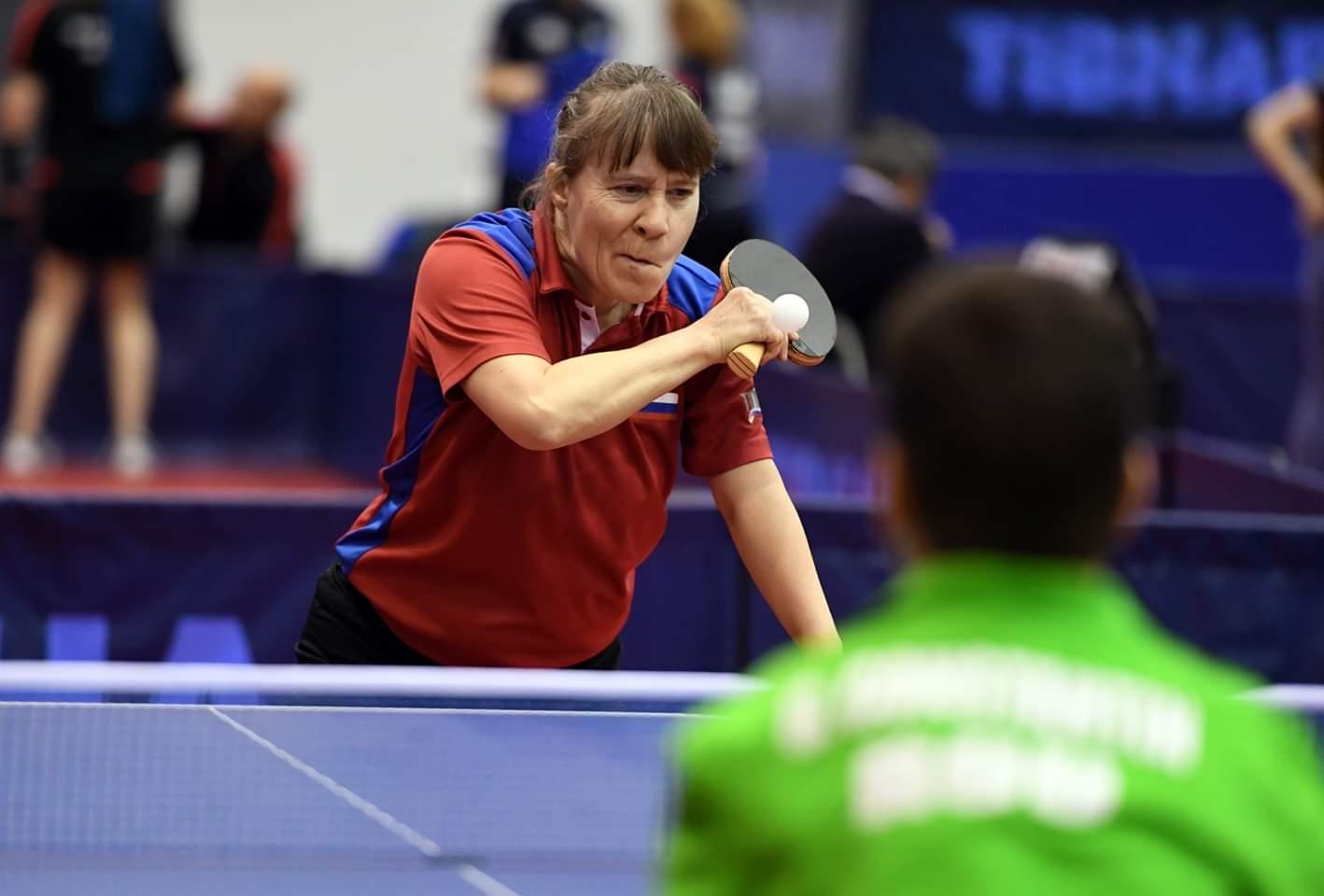 5 золотых, 2 серебряные и 2 бронзовые медали завоевала сборная команда России по настольному теннису спорта лиц с ПОДА и ИН в Польше