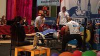 В Тульской области стартует чемпионат и Первенство России по пауэрлифтингу спорта слепых, проводимые Федерацией спорта слепых