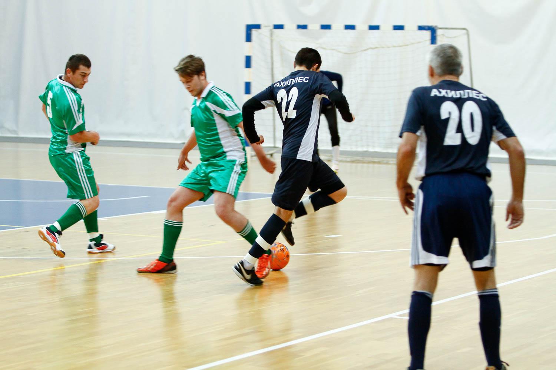 В Салавате 6 команд поведут борьбу за награды чемпионата России по футзалу спорта слепых