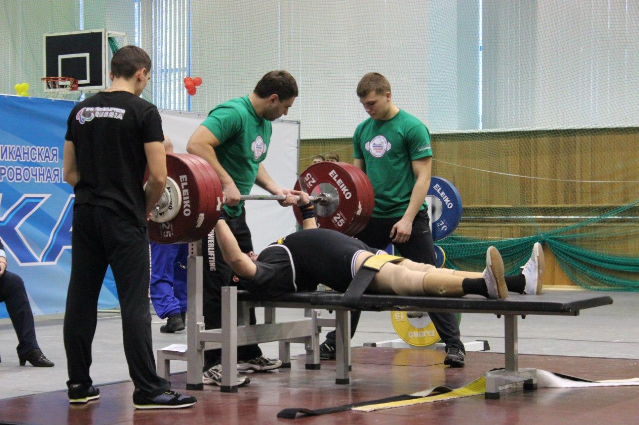 Более 170 спортсменов выйдут на старт чемпионата России по пауэрлифтингу спорта лиц с ПОДА в Алексине