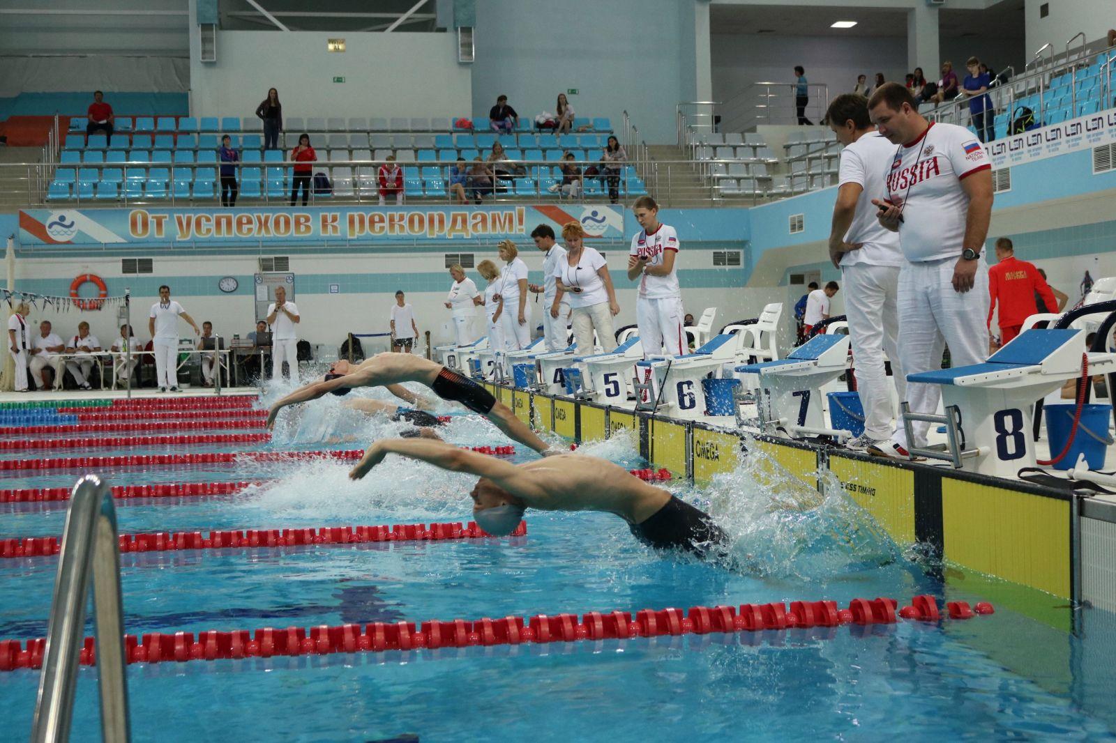 Юрий Назаренко: Результаты первенства России по плаванию спортсменов с ПОДА обнадеживают, рекорды мира и Европы говорят сами за себя!