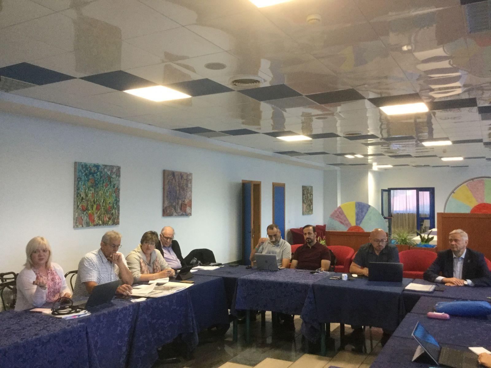 П.А. Рожков принял участие в заседании Исполкома IWAS, проходящего в г. Линьяно-Саббьядоро (Италия)